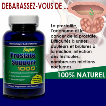 Prostate Support 1000