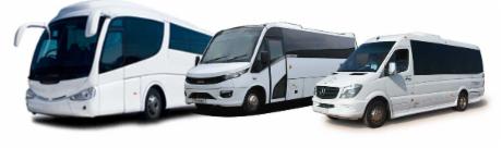 6-32 Seat Minibus and Coaches