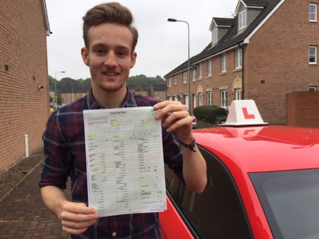 Peter's first test, no faults