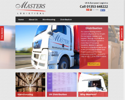 Logistics Websites