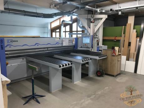 Werkstatt: Moderne Maschinen